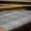 カラムシ自然の色 青麻織