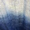 Wool Crepe 藍染